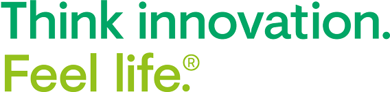 Think innovation. Feel life.